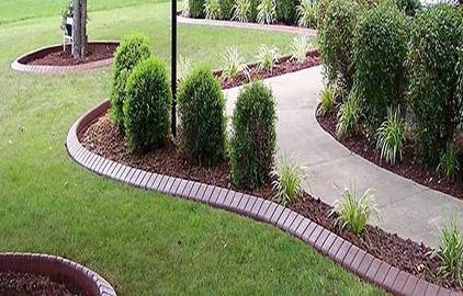 Empire Landscaping Offers Custom Curbing