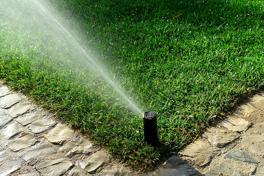 Sprinkler System Installation and Repair