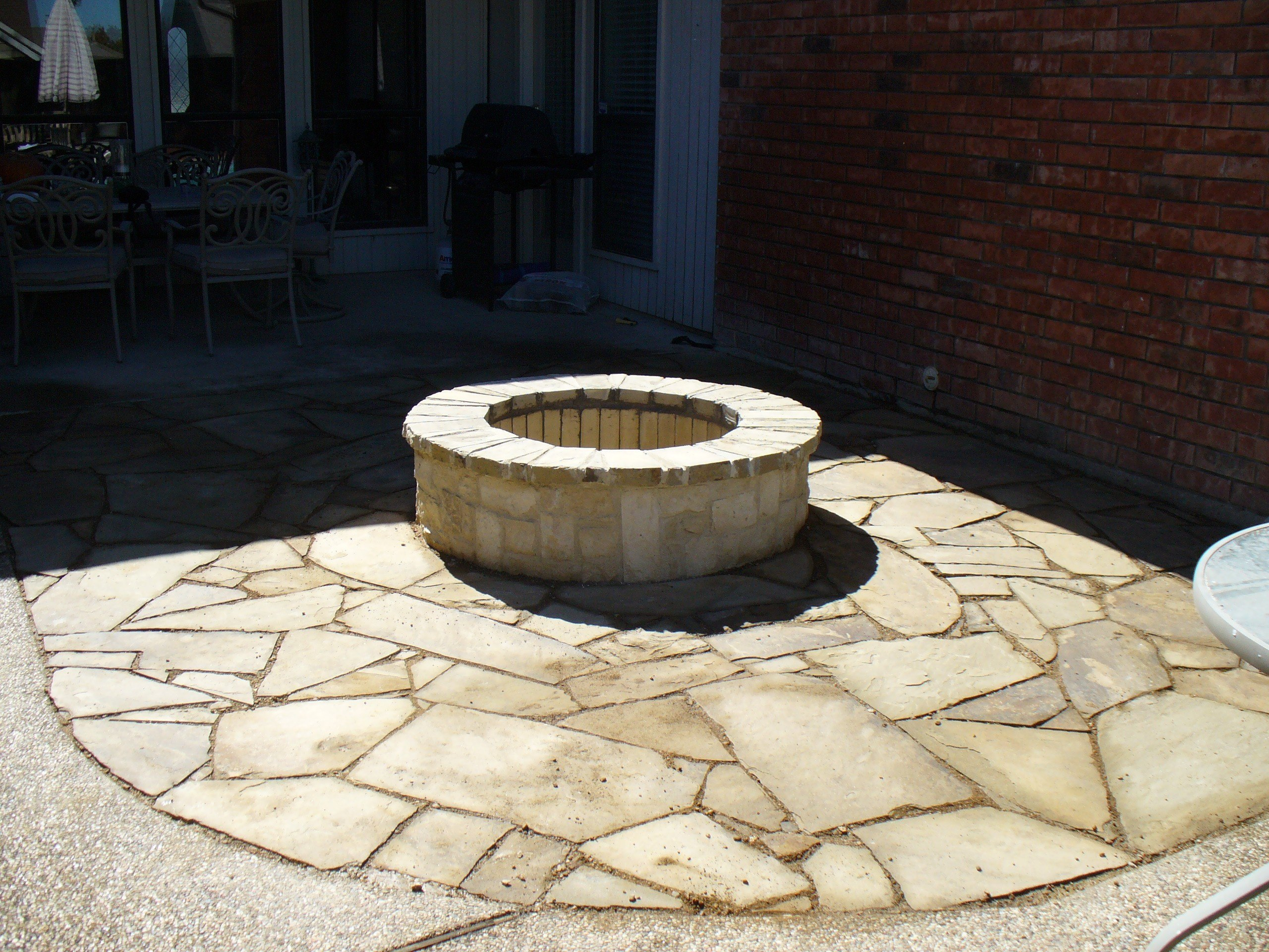 Relax By Your Own Fire Pit From Empire Landscaping