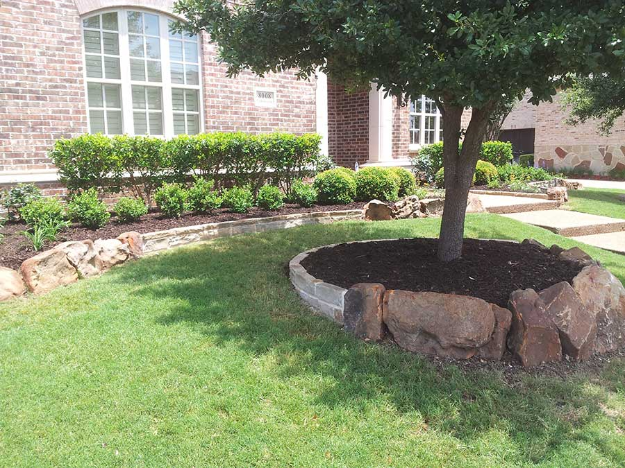 Empire Landscaping Natural Stone Boulders