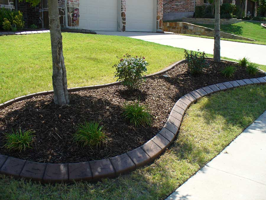 Empire Landscaping Tree Island Bed