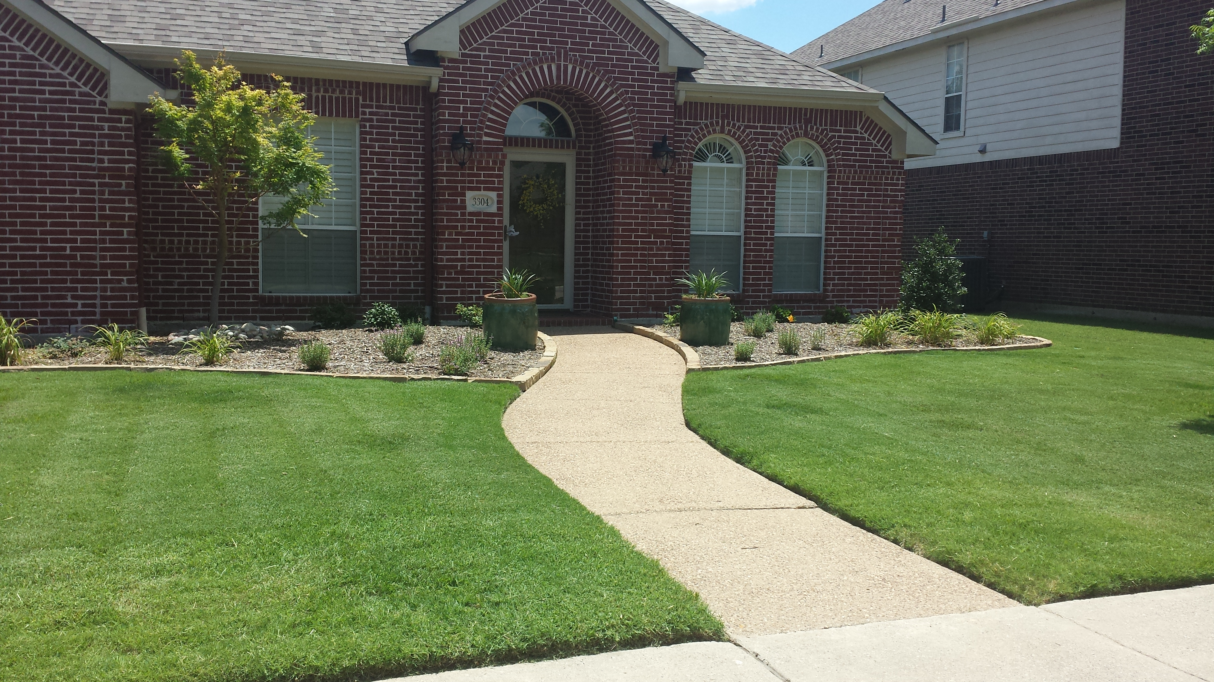 Empire Landscaping Natural Chop Stone